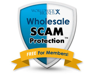 Worldwide Brands offers a scam protection guarantee against middlemen to ensure dealing with factory-authorized distributors
